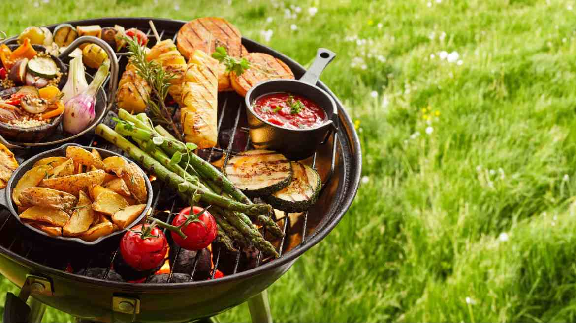 The Best Vegetarian Barbecue Food Ideas On The Internet That Taste Better Than Meat!