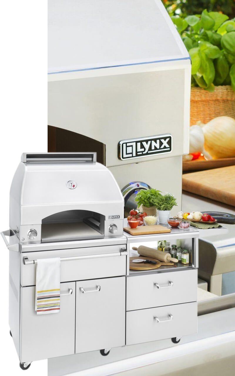 Get Professional Barbecue Grills & Outdoor Kitchen Components from BBQ Concepts of Las Vegas, Nevada
