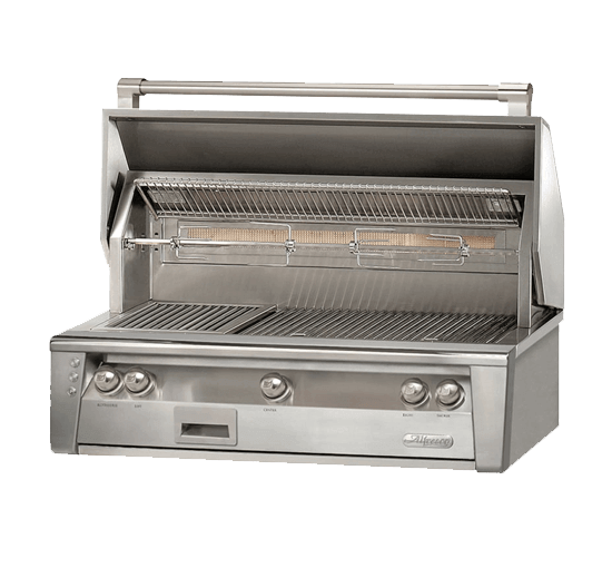 Alfresco Open Air Culinary Systems – 42 Inch ALXE Barbecue Grill