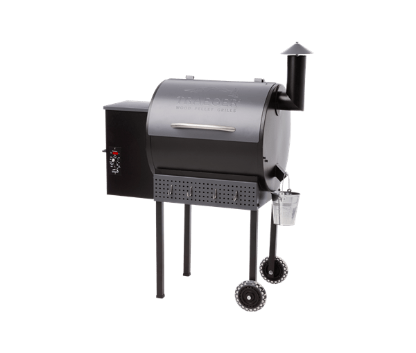 LONE STAR ELITE GRILL - Front View