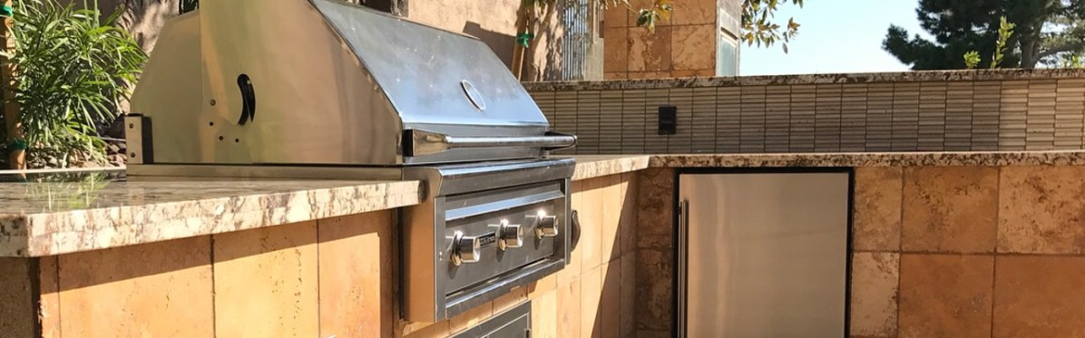 Outdoor Kitchen Remodel by BBQ Concepts of Las Vegas, Nevada