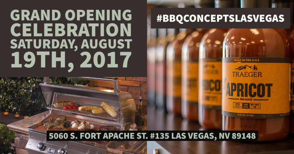 BBQ Concepts - Custom Outdoor Kitchen Design & Manufacturing Services of Las Vegas, Nevada