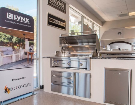 Lynx Professional Outdoor Barbecue Grills - BBQ Concepts