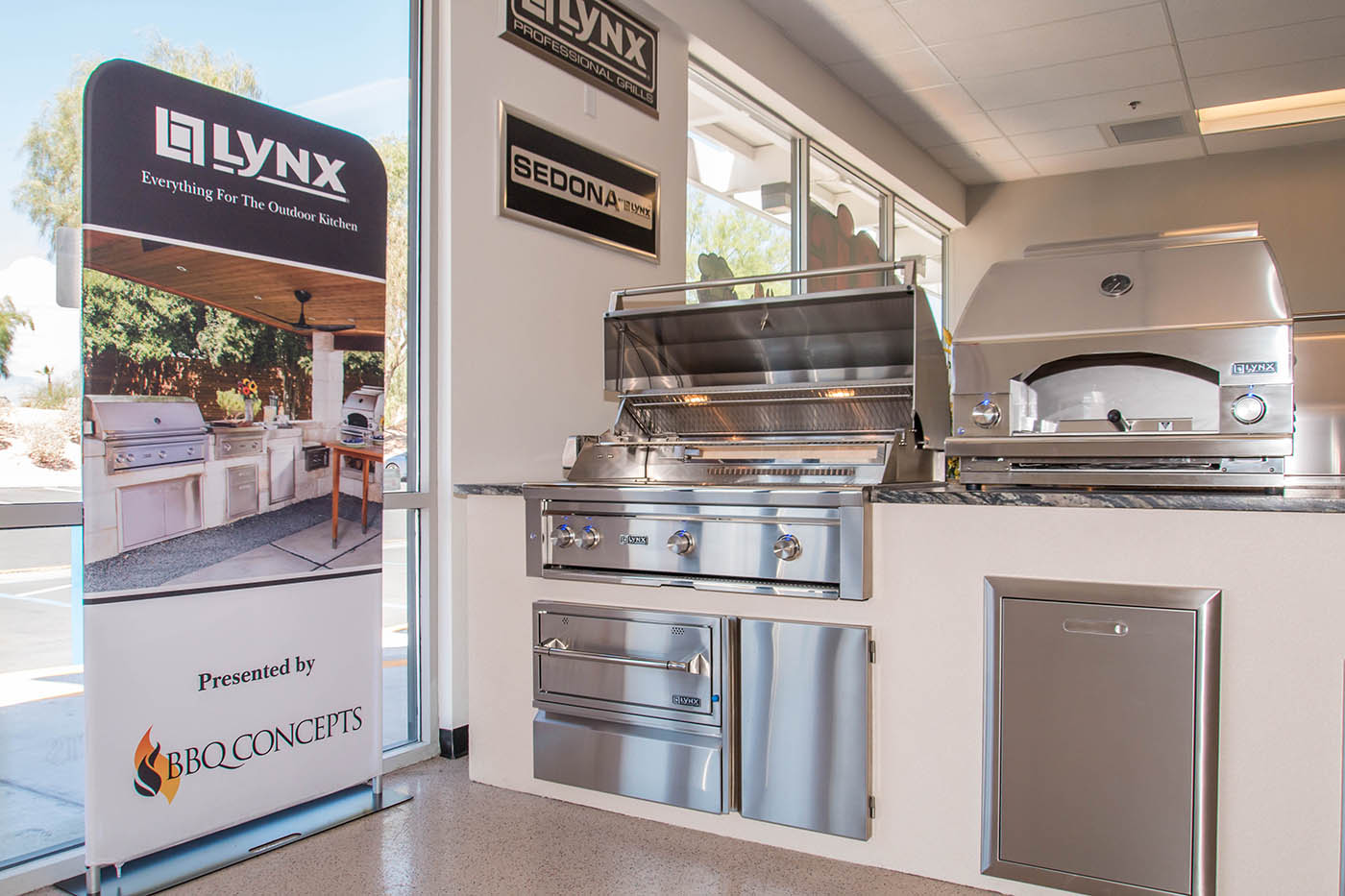 Custom Lynx Professional Outdoor Kitchen U0026 Components By BBQ Concepts Of  Las Vegas, Nevada