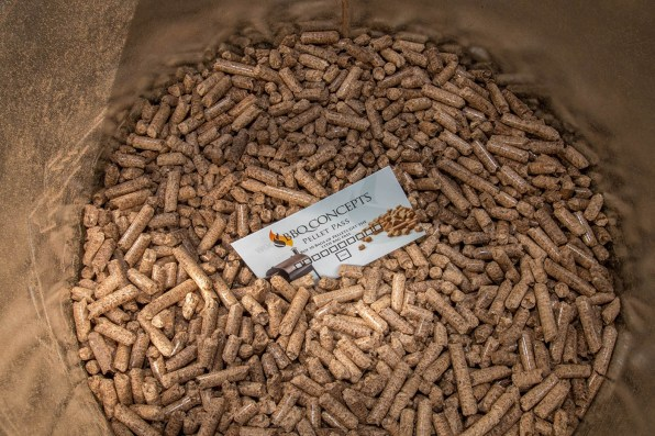 The Exclusive Traeger Pellet Pass Card at BBQ Concepts