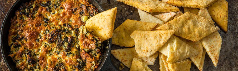 Traeger Recipes - Artichoke Dip Traeger Wood Pellet Grills