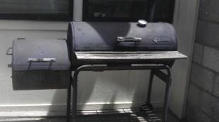 New Braunfels Offset Smoker