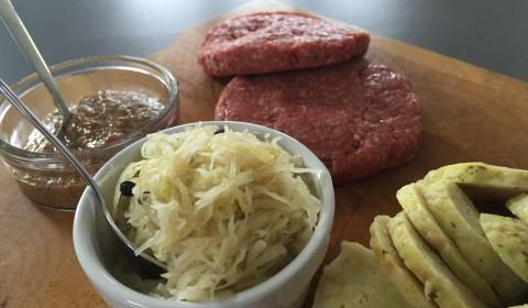 Oktoberfest-Burger