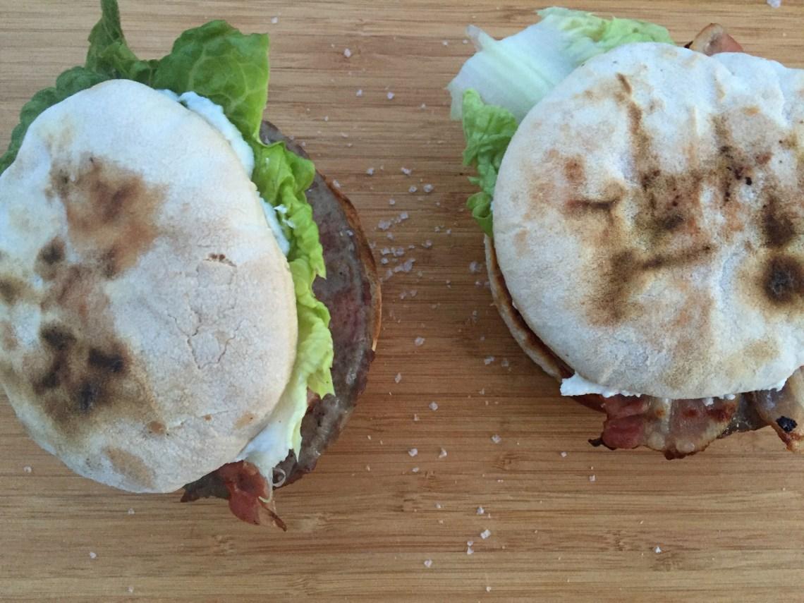 Weber Premium Burger by BBQlicate