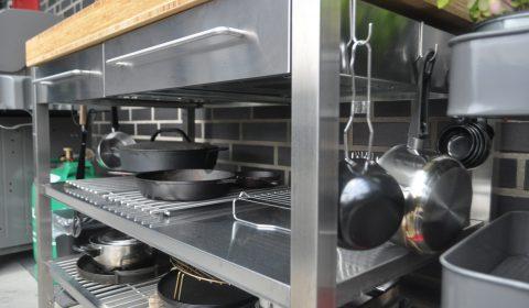 Outdoor Küche Ikea Gebraucht : Massive outdoor küche aus beton von wwoo bild schÖner wohnen