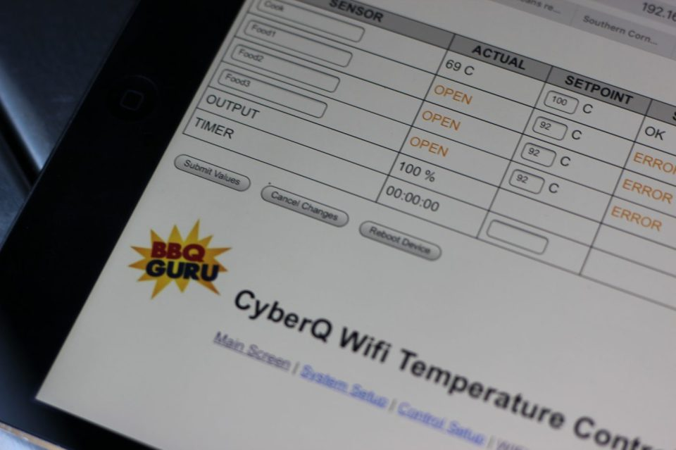 CyberQ von BBQ Guru