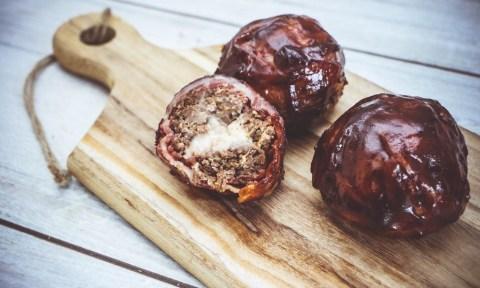 Bueffel-Meatballs-vom-Traeger-Timberline-8