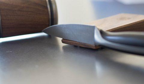 Kleine Messer einfach schärfen