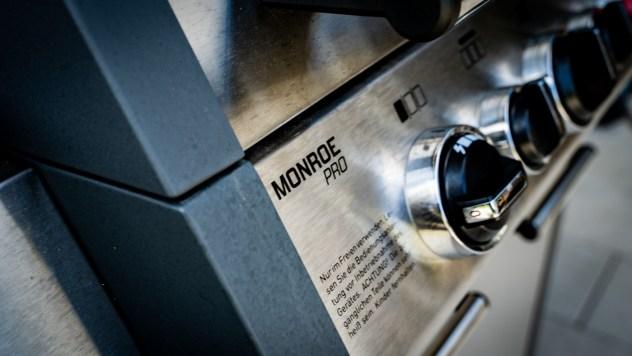 Der Enders Monroe Pro 3 Brenner