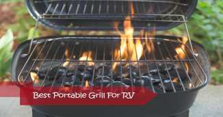 Best Portable Grill For RV