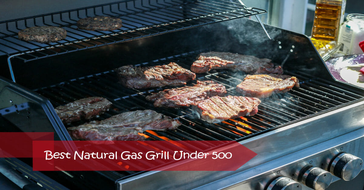 natural gas grill review
