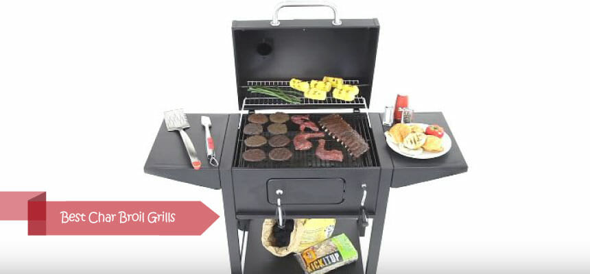 best char broil grill