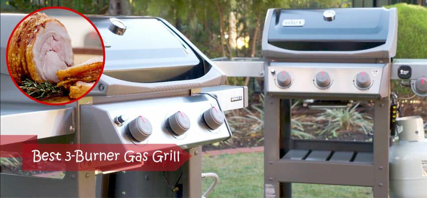 Best 3 Burner Gas Grill