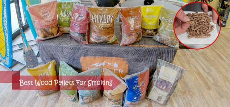 best wood pellets for smoking
