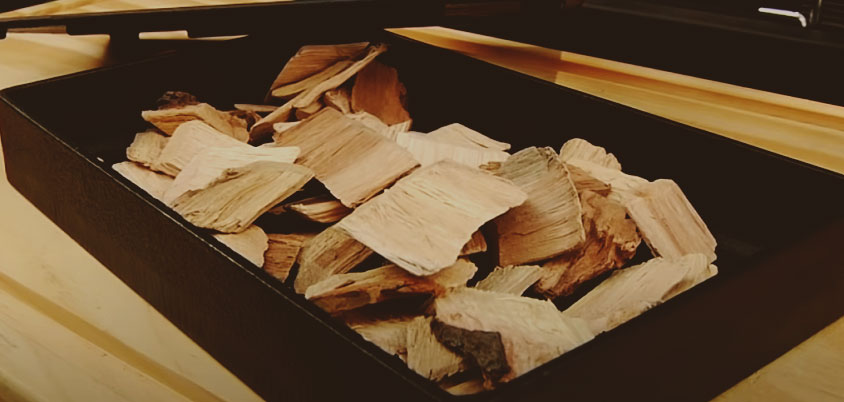 How to use wood chips