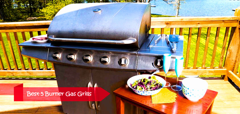 Best 5 burner gas grills