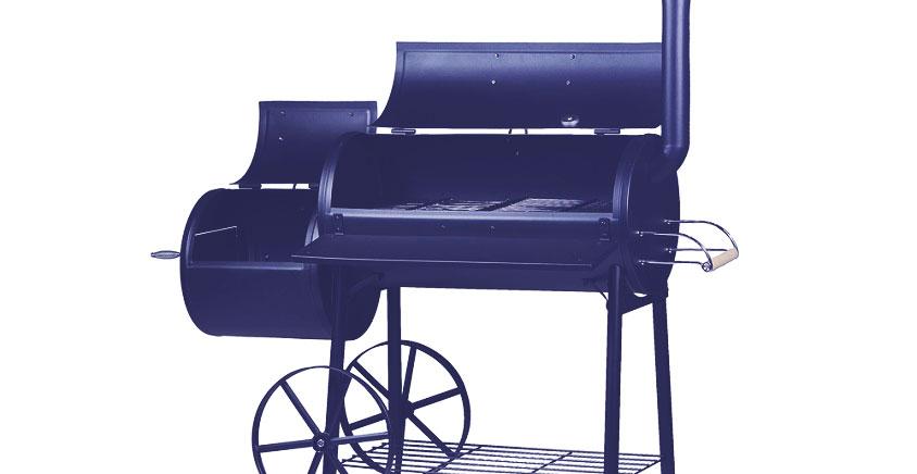 best gas grill smoker