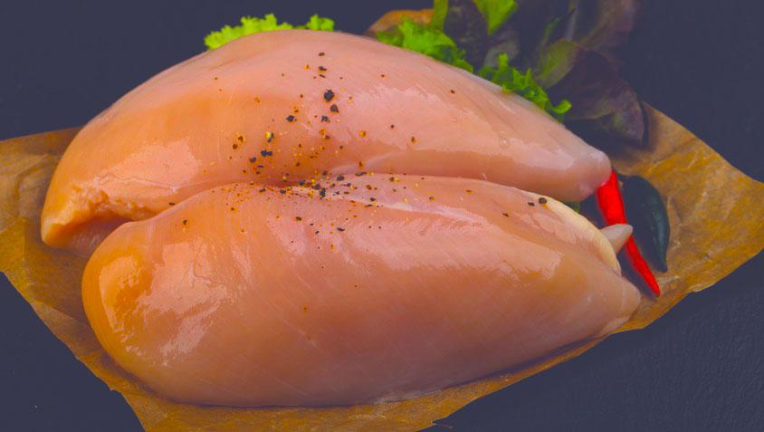 Skinless Boneless Chicken Breast