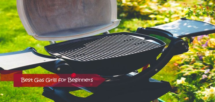 Best gas grill for beginners