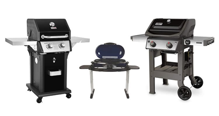 21 best small gas grills for 2021