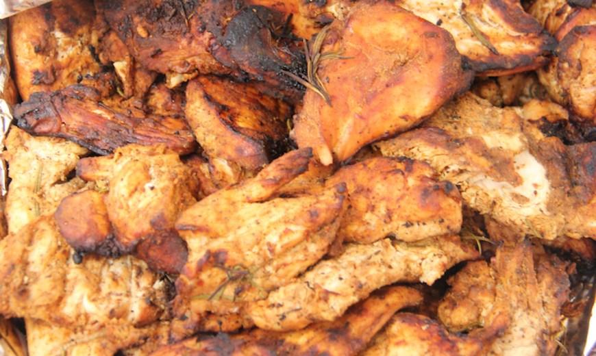 #SmokedChicken #TasteeBQGrillingCo #ChefMickBrown