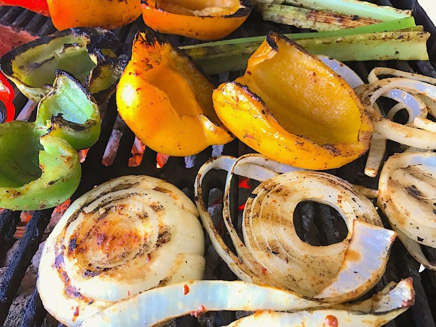#VeganBBQ #Grilling #Smoking #Veggies #Vegetables