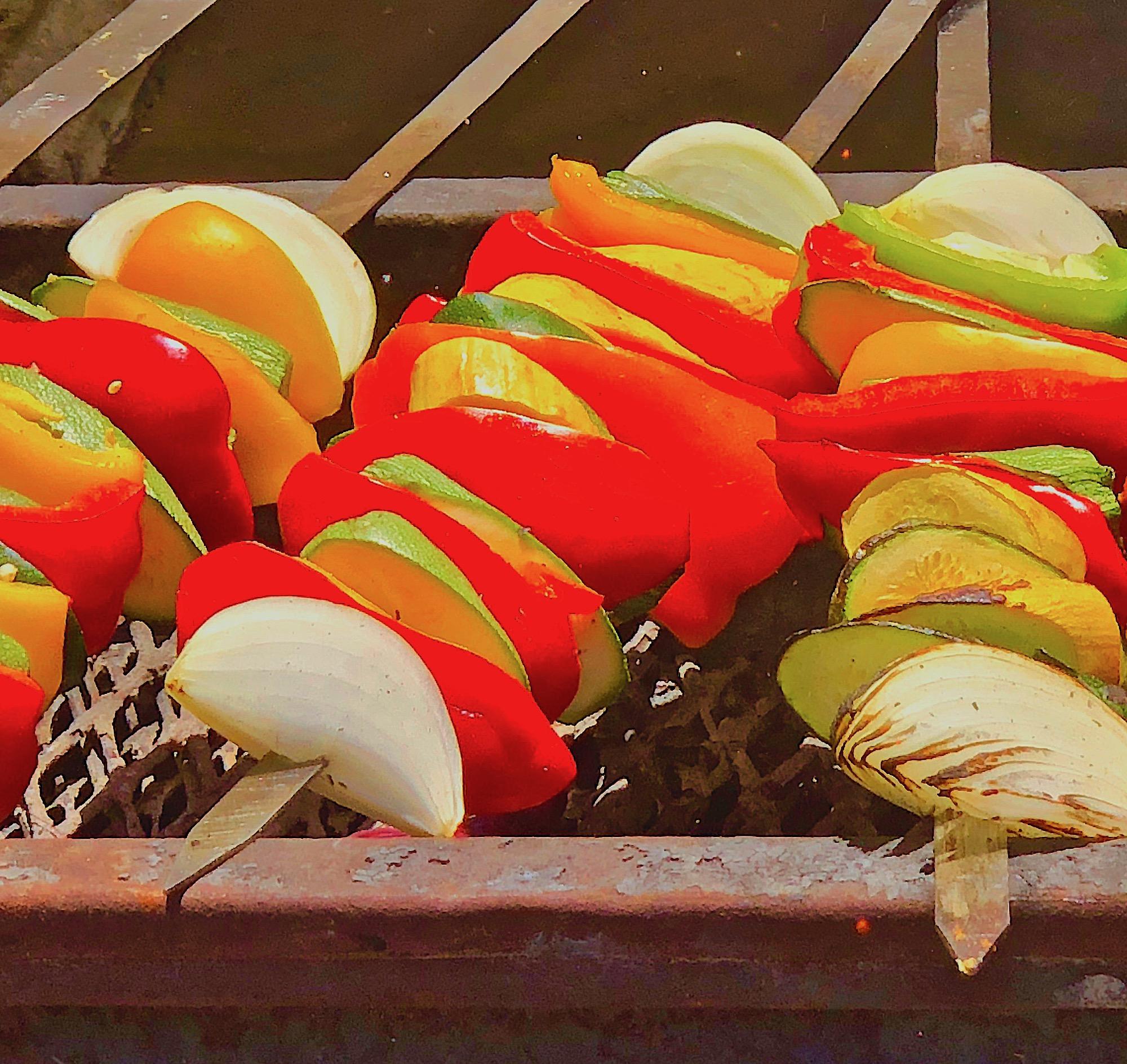 #KosherBBQ #GrilledVeggies #SantaMonicaKosherMarket #Tasty #BBQ #Sundays