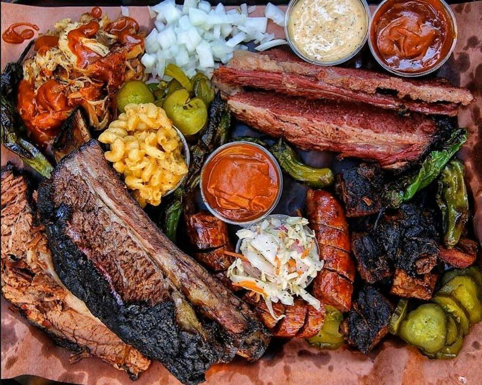 Aj's Pit Barbecue