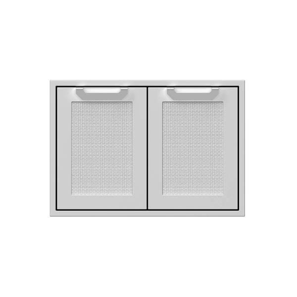 Hestan Outdoor AGSD30 Double 30 Inch Access Doors - Steeletto
