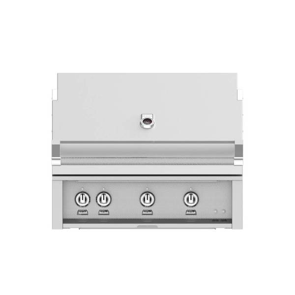 Hestan Outdoor 36-Inch Outdoor Barbecue Grill - Steeletto
