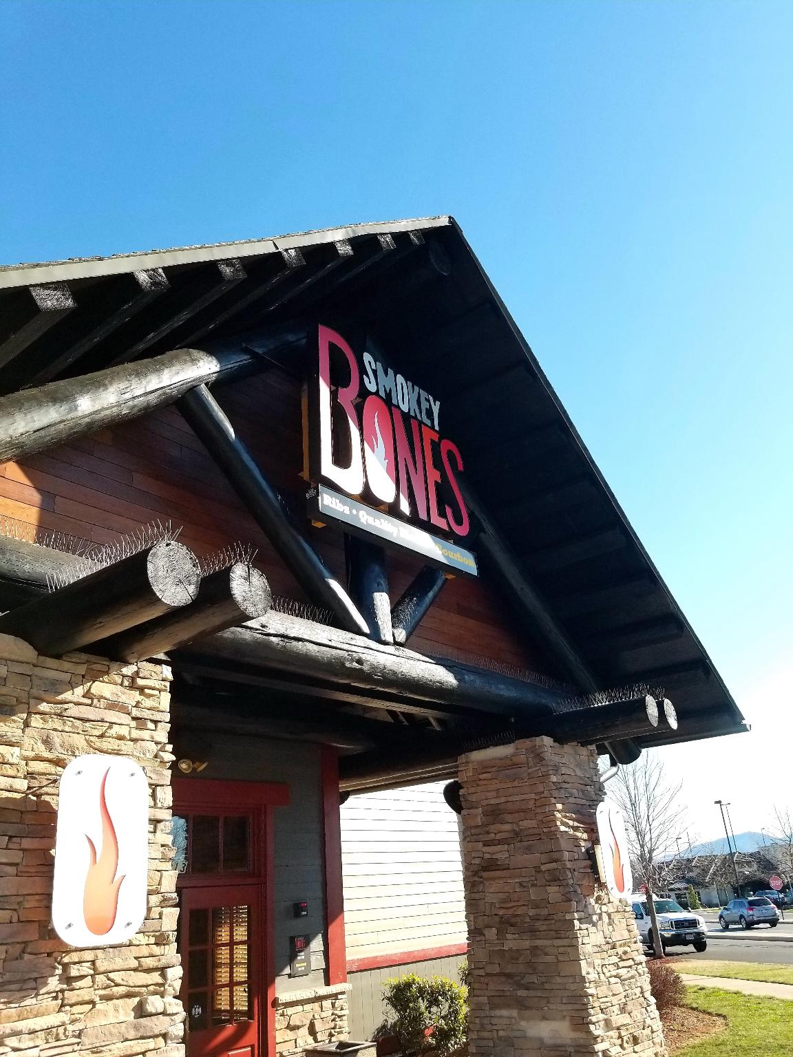 BBQ Joint Review:  Smokey Bones – Roanoke, VA