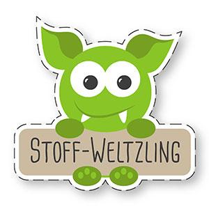 Stoff-Weltzling
