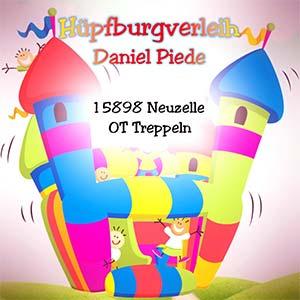 Hüpfburgverleih Daniel Piede
