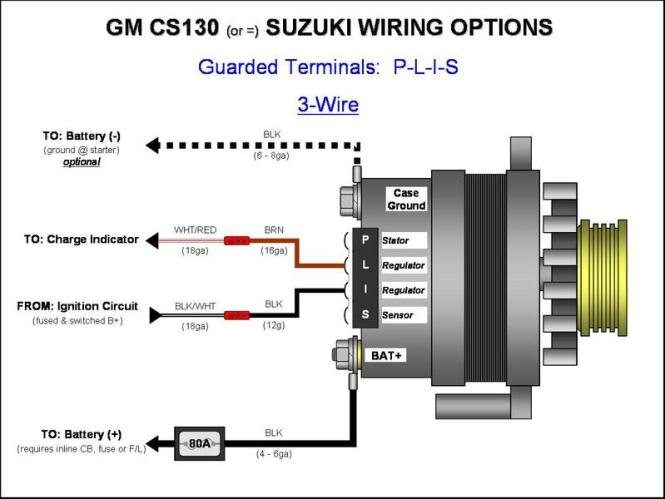 denso 3 wire alternator wiring diagram wiring diagram denso mini alternator wiring diagram single wire alternator diagram distributor ballast universal