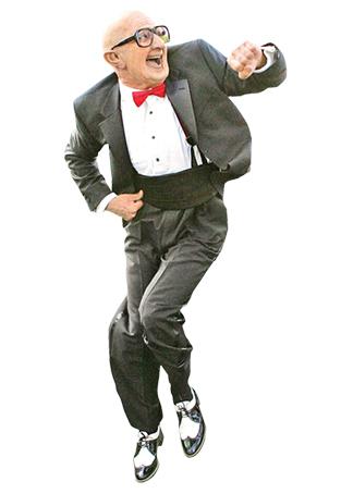 Photoshop Six Flags Dancing Guy.