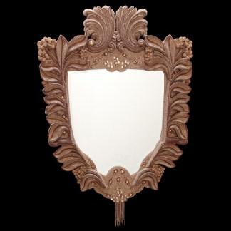 BB Simon swarovski crystal mirror   M-536-GOLD