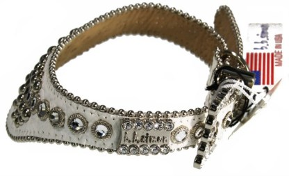 CHELSEA DOG COLLAR SF