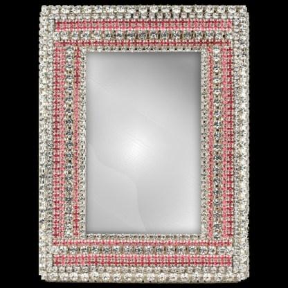 F-113-M bb Simon Swarovski crystal frame
