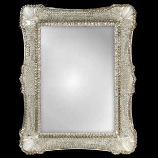 F-127-L bb Simon Swarovski crystal frame