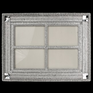 F-144 bb Simon Swarovski crystal frame