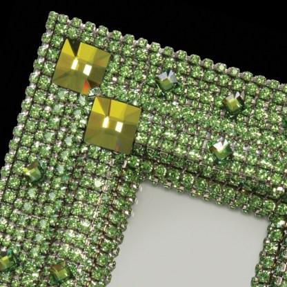 F-148-S bb Simon Swarovski crystal frame