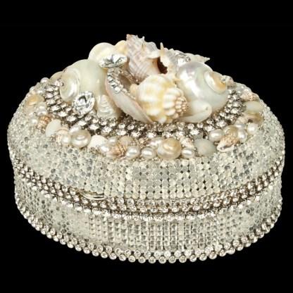 J-701 bb Simon Swarovski crystal jewelry box