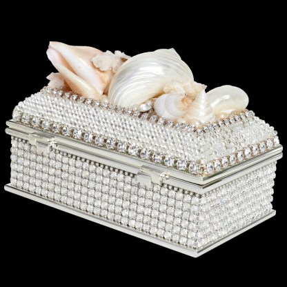 JB-300-SHL  JEWELRY BOX