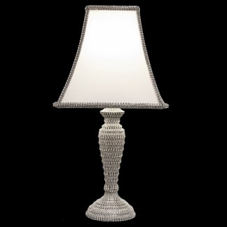 LS-105  SWAROVSKI  CRYSTALTABLE LAMP