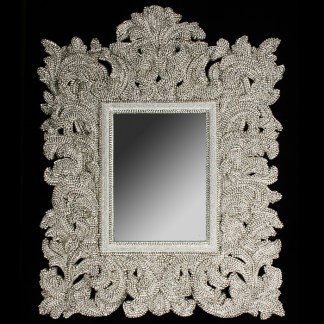 M-503 BB Simon USA Jeweled Bling Mirror